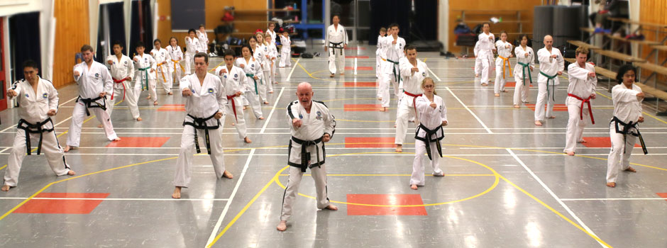 Welcome to Remuera Taekwon-Do